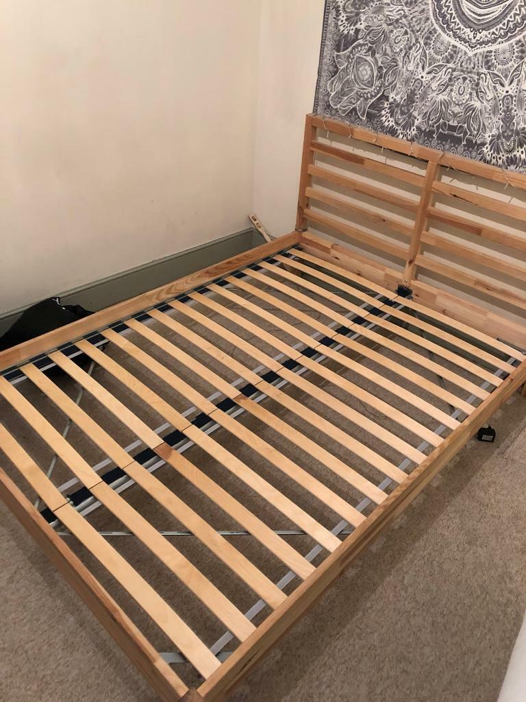 Ikea Tarva Double Bed Frame In Hove East Sussex Gumtree