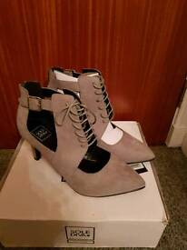 Brand new ladies wide fit shoes size 7