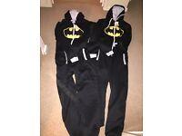 X2 Batman Onesies