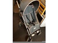 Britax stroller 6 months old. Very good condition