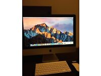 iMac 21.5 inch, late 2012, very good conditions, 1TB hard disk, Limited time offer!!!!!