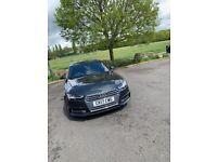 Audi A4 estate s line automatic 2 litre diesel