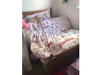 Children's beds - single and extendable bed