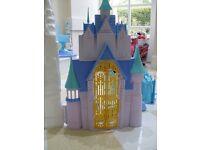 Kid toys - 'Frozen' castle