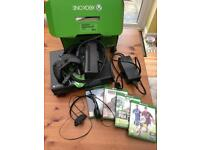 Boxed Xbox One 500Gb in Excellent Condition with Accessories & Games