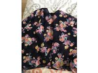 New look size M teens kimono