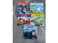 5 Thomas books