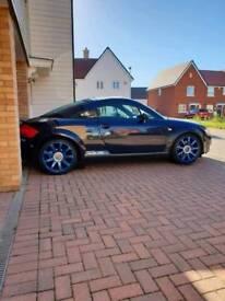 Audi tt Quattro.