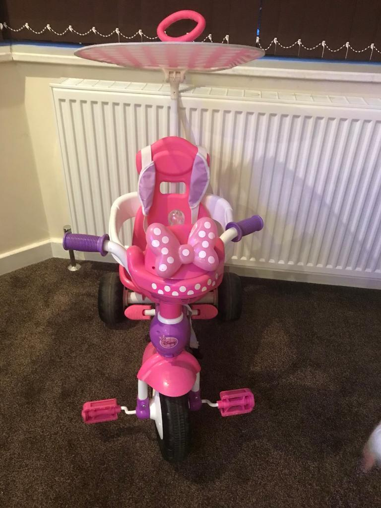76d1afe28f9 Minnie Mouse trike   in Sheffield, South Yorkshire   Gumtree