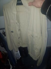 Very rare mens armani jeans jacket