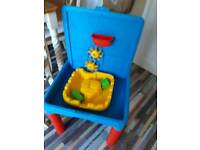 Kids water/sand table