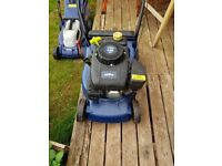 Lawn mower petol self propelled Good condition.