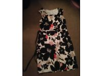 Ladies linen dress from kaliko, new withtags size 14