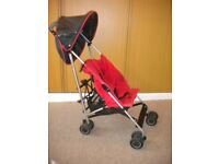 Mothercare Backspin Stroller with Rain Cover