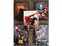 Batman/ Super Hero DVD Collection