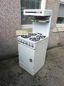 Main Aries Gas cooker