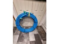 New MDPE 32mm x 50 Metres Barrier pipe