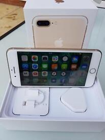 Immaculate condition iPhone 7 plus unlocked 32gb