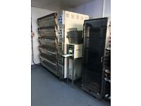 Bakery Equipment,Tom Chandley Oven, Mono, Sottoriva, Gram, Genfrost, Record,S/S