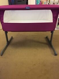Baby cot Next2me Chicco