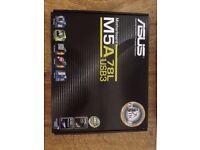 Asus M5A 78L/USB3 Motherboard + AMD Phenom ii Black Edition X4 965 Multi-core Processor CPU Bundle