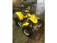 2006 road legal barossa cetahah 250cc twin