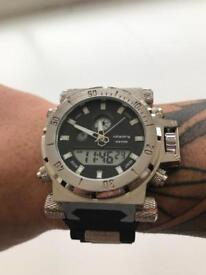 Large Swole type watch 50mm face