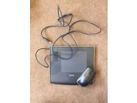 Wacom Intuos 3 A6 Graphics Pad with mouse