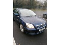 Toyota, AVENSIS, Hatchback, 2004, Manual, 1794 (cc), 5 doors