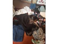 Bundle of size 6-8 womens clothes to go asap as moving