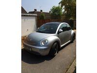 VW beetle for sale 2 litre manual