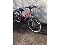 Apollo Vivid Girls Mountain Bike - good condition