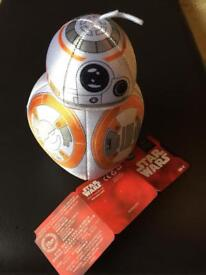 Star Wars BB8 Soft Plush Toy