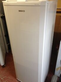 tall modern beko fridge