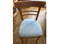Wooden chair, FREE, suitable for revamping or putting pots on in the garden