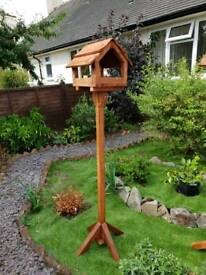 Handmade Bird table/stands