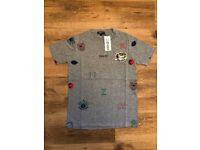 T-Shirt [ Givenchy / Gucci / Fendi / DSquared / Kenzo + More ] £20