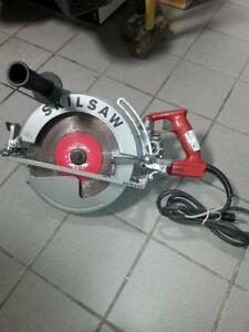 Skil SPT70WM Worm Drive Circular Saw. We sell used tools. (40049)