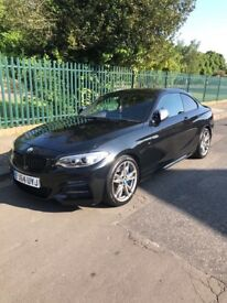 Immaculate M235i Top spec M Performamce exhaust