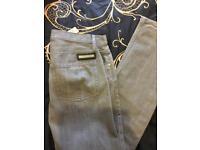 Genuine Burberry jeans