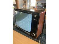 Vintage Ferguson 3840 retro tv