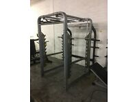 STAR TRAC MAX RACK 3D SMITH MACHINE FORSALE!!