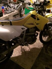 Suzuki drz 400 one owner from new low mileage full service history