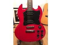 Epiphone SG G-310 CHERRY RED