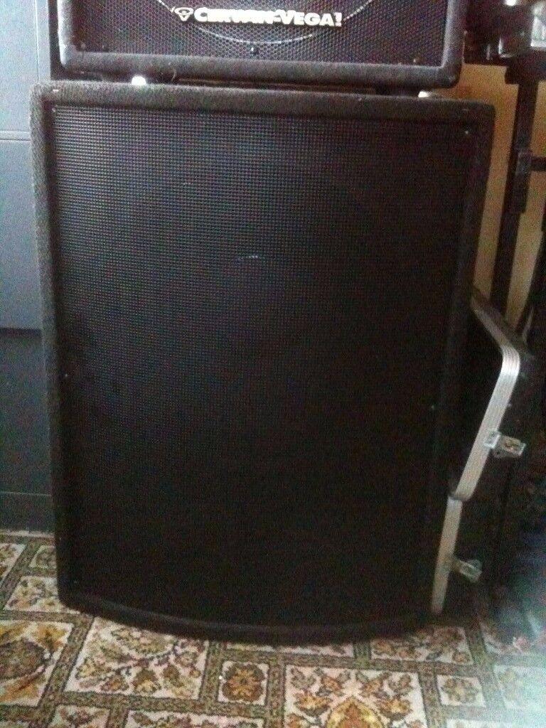 Peavey Hisys 118 XT Bass Bin Speaker - Very Good Condition!