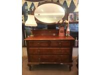 Beautiful Vintage Dressing Table Drawers - CAN DELIVER