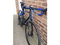 2015 Marin Lombard Elite 56 cm Cyclocross / Road bike/ Winter bike comes with receipts