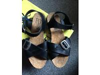Fly Sandals size 39 (UK 6)