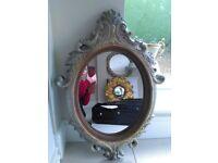 Mirror Gorgeous Shabby Chic Ornate