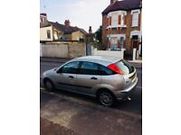 Ford Focus 1.6 Automatic long MOT